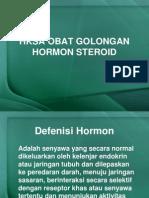 Hksa Obat Golongan Hormon (Kimed 4)