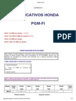 Capitulo 5 Honda Testes
