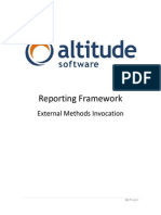 NO AltitudeReportingFramework ExternalMethodsInvocation