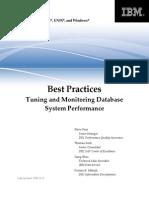 DB2BP System Performance 1008I