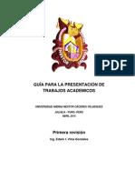 Guia Para La Presentación de Trabajos_evg