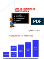 Arquitectura del PC, Memoria