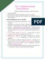 Práctica- Presentaciones E