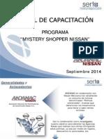 MANUAL CAPACITACIO¦üN MYSTERY SHOPPER