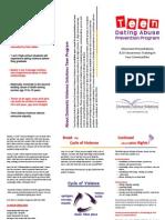 teendatingabuse preventionprogram2013