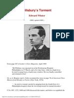 Edward Winter - Pillsbury's Torment