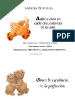 Abecedario AvanzaPorMas Com