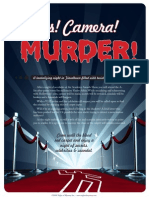 Lights Camera Murder
