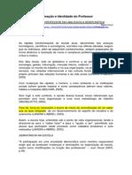 Formação e Identidade do Professor.pdf