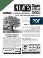 Sin Límites - Diciembre 2014