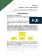 Diagrama de Descomposicion Funcinal