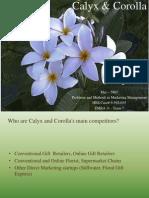 Artigo Calyx e CorollaEMBA11 Tm7 Calyx and Corolla