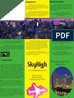 brochure brazil