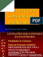 Curso Luciano Licitações