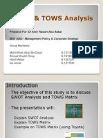 4.SWOT+TOWS
