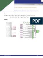 2.10 Ejercicios Diseño Circuitos Puertas Logicas