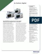 5.Caracteristicas Osciloscopios Digitales Tektronix