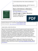Class Struggle in Higher Education