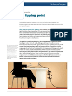 McKinsey - The Digital Tipping Point