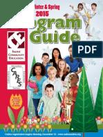 Saline Community Education 2015 Winter and Spring Catalog