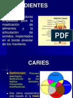 Estomatología  Caries