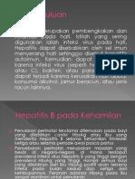 Hepatitis Kehamilan Dan Lansia