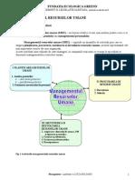 Curs 8 Managementul Resurselor Umane - Copy