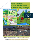 Water Pollution and Its Solution