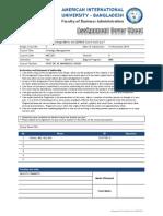AIUB Assignment Cover Sheet PROTIK (1)