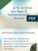 Normas No Juridicas