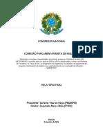 Relatório final da CPMI da Petrobras