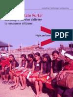 Accenture Nagaland State Portal