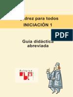 Ajedrez para todos Iniciación .pdf