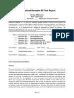 psiii final report fall 2014