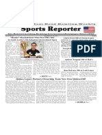 December 10 - 16, 2014 Sports Reporter