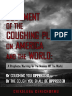 The Judgment of the Coughing Plague on America and the World