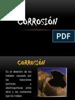 CORROSIÓN E INCRUSTACIONES