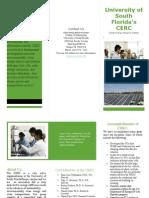 CERC Informational Brochure