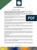 14-08-2013 El Gobernador Guillermo Padrés dio mensaje donde explicó que gracias a la contribución de los ciudadanos se lograron las condiciones para retirar el impuesto del COMUN en 2014. B081341