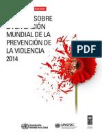 Informe Violencia 2014