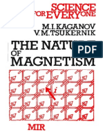 Nature of Magnetism