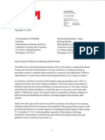 Dec. 10 2014 Letter from API on crude exports