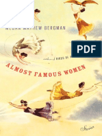 Almost Famous Women Stories By Megan Mayhew Bergman