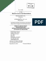 Brief of Amicus Curiae Sigram Schindler Beteiligungsgesellschaft mbH, in Support of Petitioner, Wildtangent, Inc. v. Ultramercial