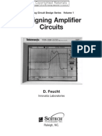 Designing Analog Circuit Series vol 1 - Designing Amplifier Circuits