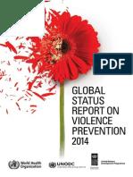 Informe Prevención Violencia INgles