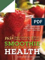 33558899 166 Smoothie Recipes