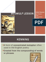 beowulf lesson
