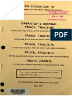TM 9-2320-206-10 MACK 123 AND 125