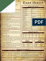 DH 2E - GM Kit (Screen) (Dewtrmrkd)